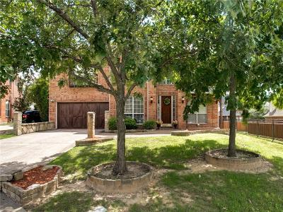 McKinney Single Family Home Active Contingent: 3709 Landmark Drive