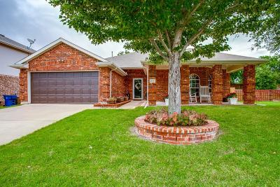 Rockwall Single Family Home Active Option Contract: 2630 Argyle Shore Drive