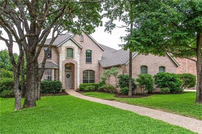Highland Village Single Family Home For Sale: 4128 Abigail Drive