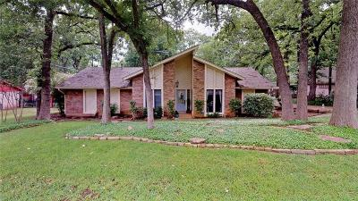 Highland Village Single Family Home For Sale: 314 Tanglewood Lane