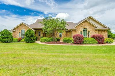 Weatherford Single Family Home Active Option Contract: 212 Dove Hill Lane