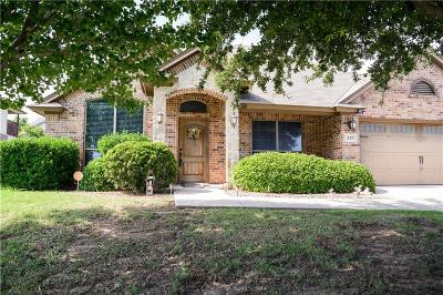 Weatherford Single Family Home For Sale: 829 Soapberry Drive