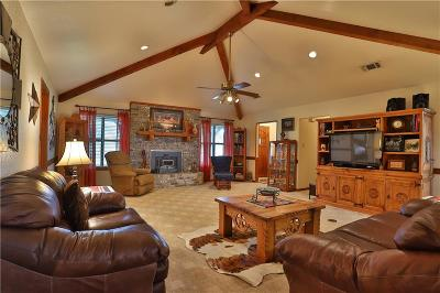 Weatherford Single Family Home For Sale: 7650 Baker Road