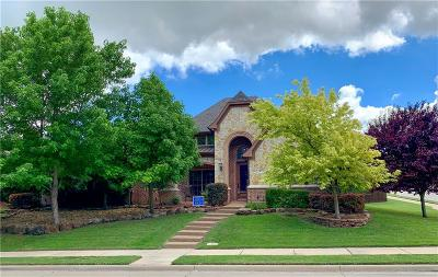 Rockwall Single Family Home For Sale: 3910 Thorndale Lane