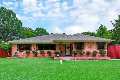 Dallas Single Family Home For Sale: 1858 Riverway Drive