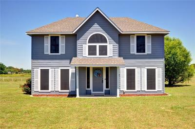 Springtown Single Family Home For Sale: 8802 Old Springtown Road