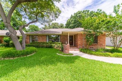 Single Family Home For Sale: 6155 Monticello Avenue