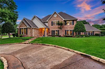 Colleyville Single Family Home For Sale: 3304 Park View Court