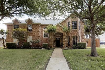 Allen Single Family Home For Sale: 724 Bent Creek Drive