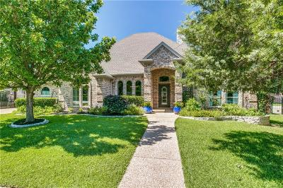Keller Single Family Home For Sale: 1009 Atlee Drive