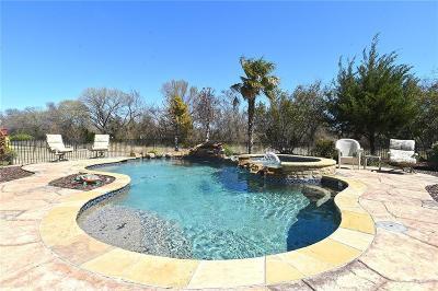 Lucas Single Family Home For Sale: 700 Saddlebrook Drive