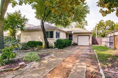 Single Family Home For Sale: 559 Aqua Drive
