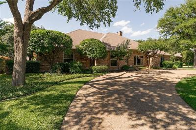 Single Family Home Active Option Contract: 7207 Dye Drive