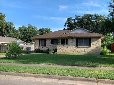 Dallas Single Family Home For Sale: 8242 Old Homestead Drive