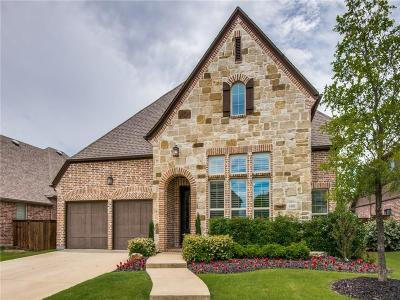 Prosper Single Family Home For Sale: 4501 Crossvine Drive