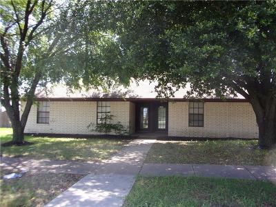 Mesquite Multi Family Home For Sale: 2305 Meadow Lane