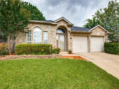 Lewisville Single Family Home For Sale: 2072 Rushmore Court