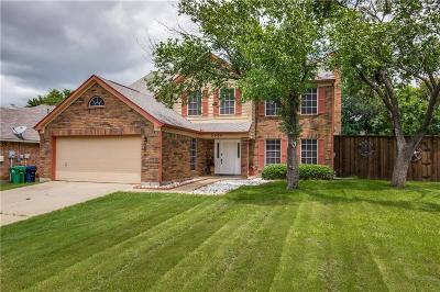 Denton Single Family Home For Sale: 2009 Summerwind Court