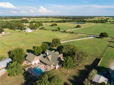Wise County Single Family Home For Sale: 452 County Road 3340