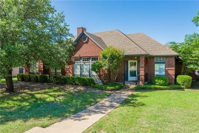 Fort Worth Single Family Home For Sale: 11725 Pine Creek Court