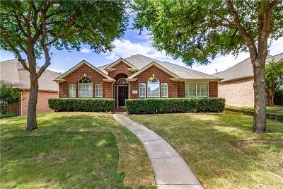 Frisco Single Family Home Active Option Contract: 11462 Waterford Lane