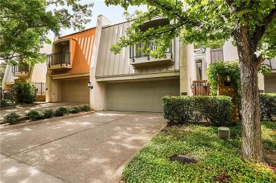 Townhouse For Sale: 4106 Woodcreek Drive