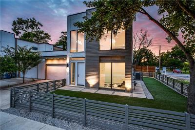 Dallas Single Family Home Active Option Contract: 4685 Deere Street