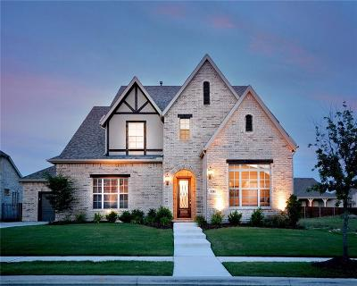 Aledo Single Family Home For Sale: 328 Creekview Terrace