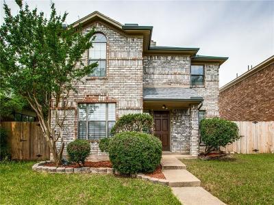 Carrollton Single Family Home For Sale: 2909 Sunset Point Lane