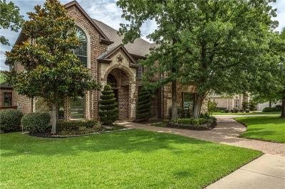 Fort Worth Single Family Home For Sale: 5525 Yellow Birch Drive