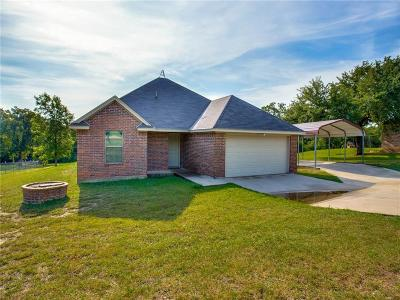 Weatherford Single Family Home For Sale: 3123 Zion Hill Loop