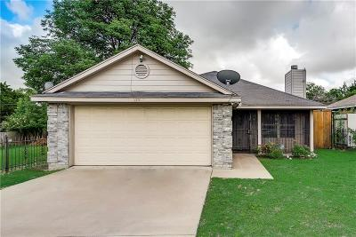 Dallas Single Family Home For Sale: 212 Red Wing Drive