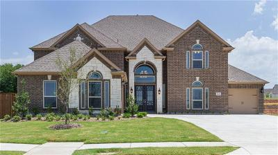 Prosper Single Family Home For Sale: 1520 Kingsbridge Ln