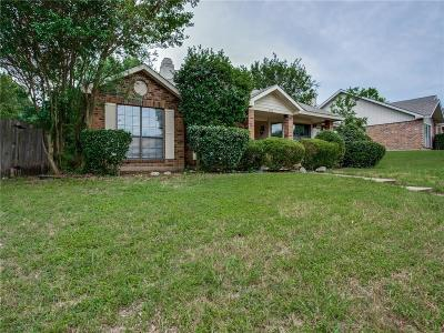 Desoto Single Family Home For Sale: 1036 Twin Falls Drive