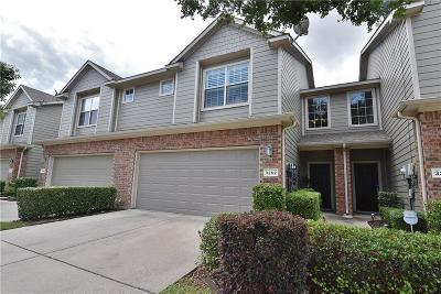 Plano Townhouse For Sale: 3252 Tarrant Lane