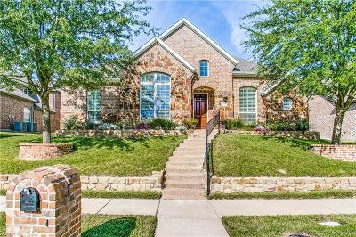 Garland Single Family Home Active Option Contract: 1110 Billie Johnson Lane