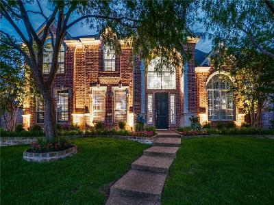 Frisco Single Family Home For Sale: 3317 Nutmeg Circle