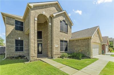 Denton County Single Family Home For Sale: 2817 Appaloosa Court