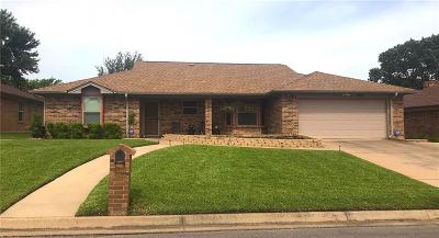 North Richland Hills Single Family Home For Sale: 7617 Hunt Drive