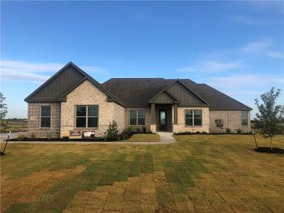Waxahachie Single Family Home For Sale: 340 Crosswind Drive