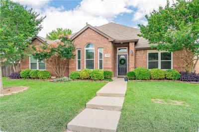 Allen Single Family Home Active Contingent: 1433 Autumnmist Drive