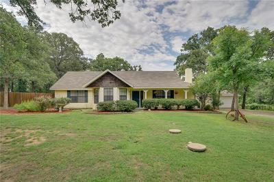 Tarrant County Single Family Home For Sale: 6110 Dick Price Road