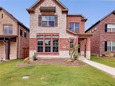 Allen Single Family Home For Sale: 1066 Margo Drive