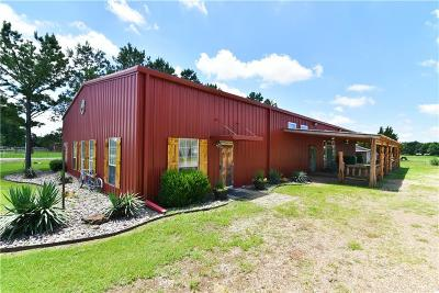 Terrell Commercial For Sale: 9355 County Road 313