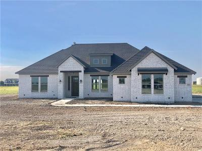 Waxahachie Single Family Home For Sale: 351 Crosswind Drive