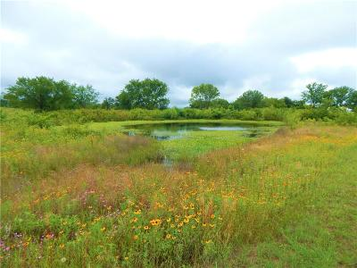 Johnson County Farm & Ranch Active Option Contract: 1023 County Rd 1023 Road