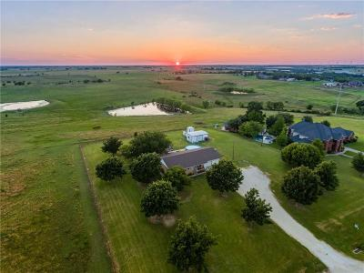 Cooke County Single Family Home Active Option Contract: 477 S Fm 373