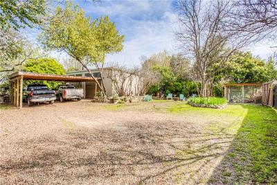 Fort Worth Single Family Home For Sale: 2601 McPherson Avenue