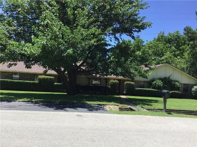 Grapevine Single Family Home For Sale: 1243 Mulholland Drive