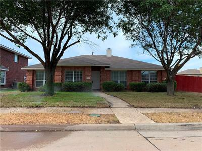 Allen Single Family Home For Sale: 1715 Giddings Court
